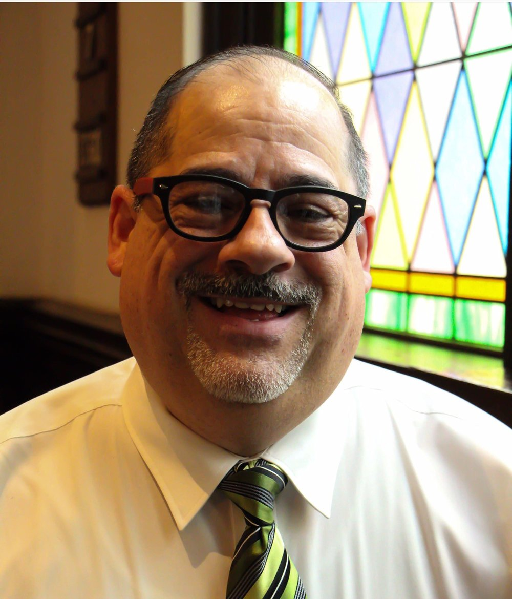 Welcome Rev. Justo Gonzalez!